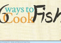 How To Cook Fish - Simple & Delicious [Infographic]