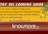 Top 6 Healthy Cooking Oils [Infographic]
